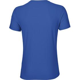 asics Graphic Maglietta da corsa Uomo blu